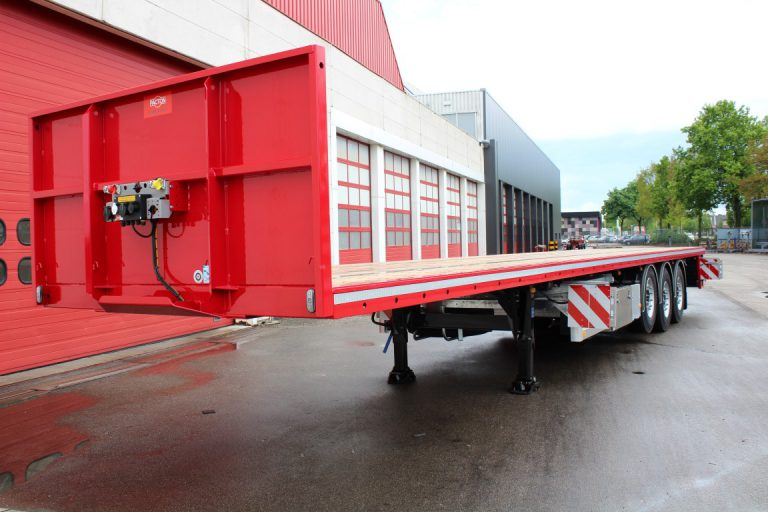 NIJKAMP TRANSPORT ACQUIRES A SEXTET OF FLOOR UNITS FROM PACTON