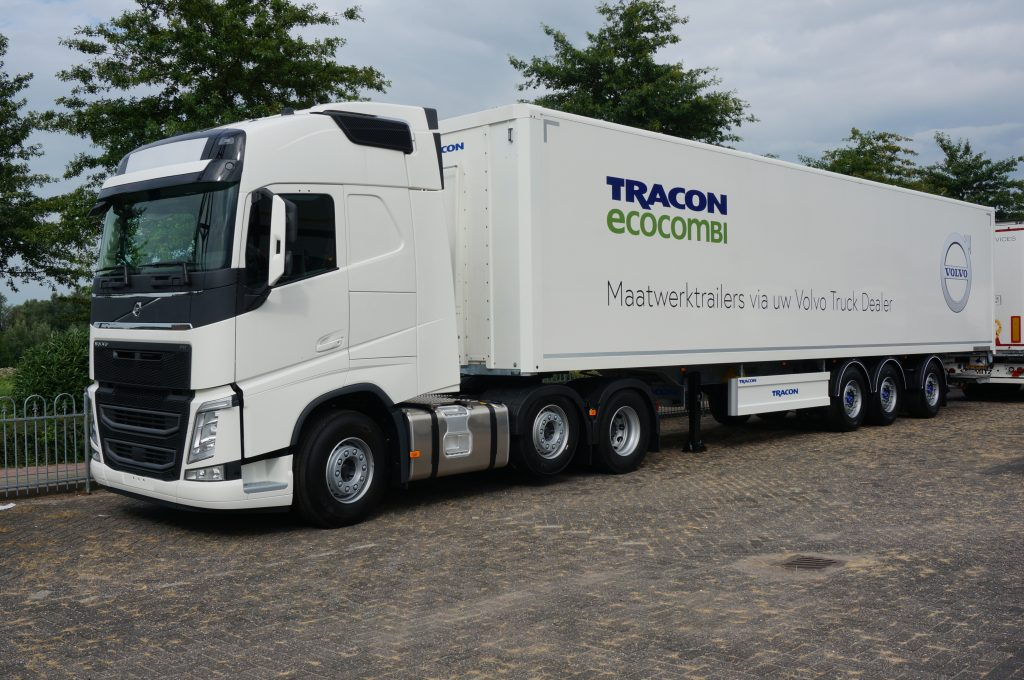 PACTON NEEMT ACTIVA TRACON TRAILERS OVER