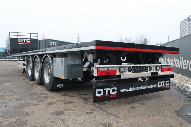Dutch trailer center