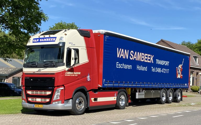 VAN SAMBEEK CHOOSES ROBUST PACTON