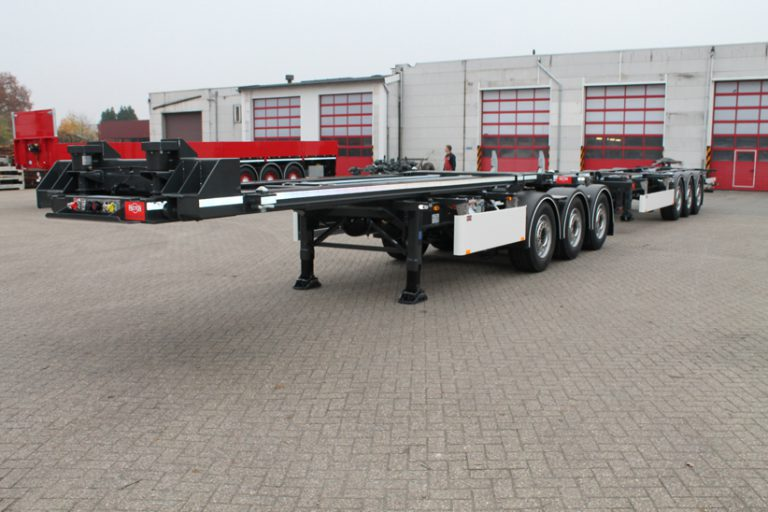J.STARMANS TRANSPORTEN DEPLOYS NEW PACTON LHV COMBINATION