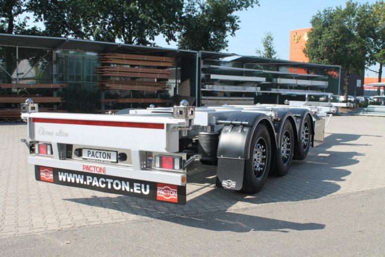 "Pacton ""Chrome Edition"" Flex-XL auf IAA 2016 in Hannover"
