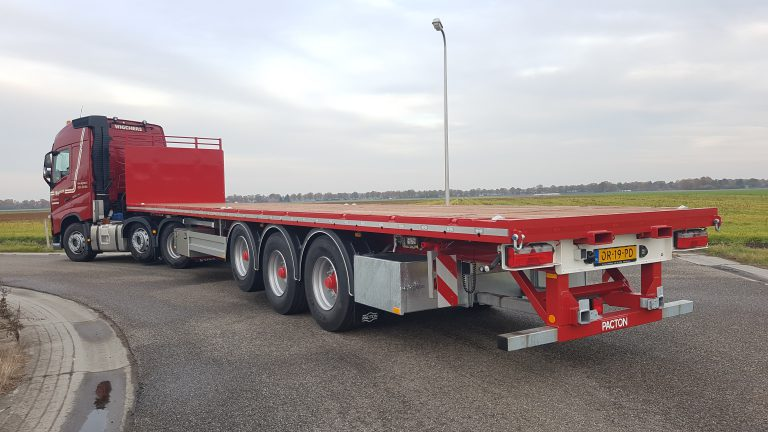 WIGCHERS ON A ROLL WITH A RANGE OF PACTON TRAILERS