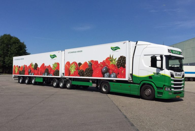 25 Pacton reefer trailers delivered to Dijco