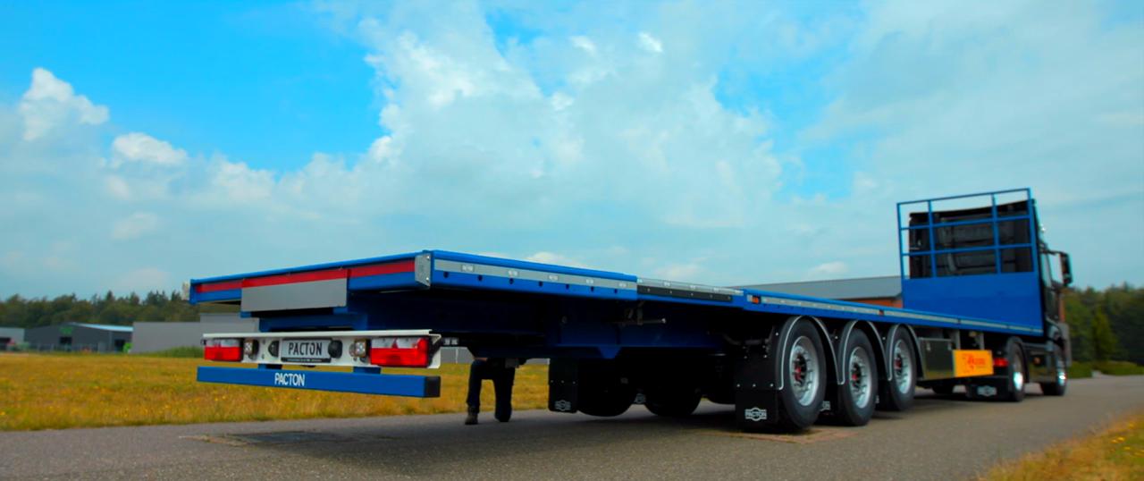 Pallet trailer