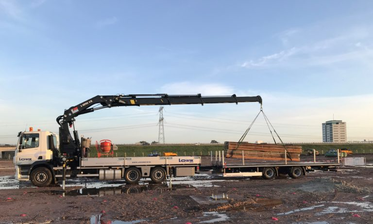 Lowik Bouw relies on Pacton