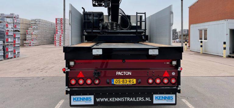 Wendbare Kennis Kraanoplegger ontzorgt Jaco Stam in stenenvervoer